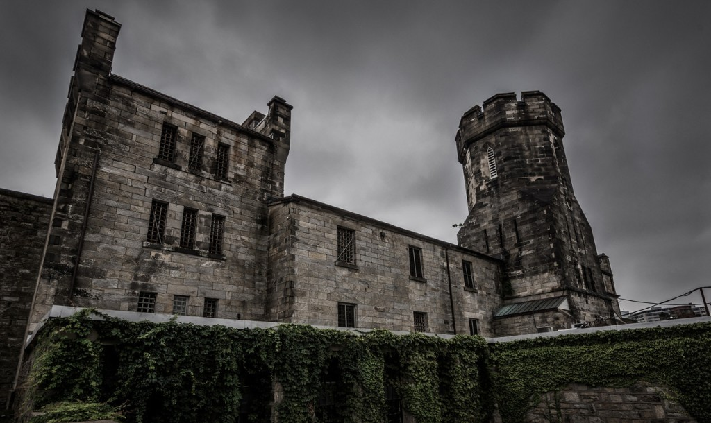 Eastern-State-Penitentiary-Pennsylvania-United-States-of-America-USA