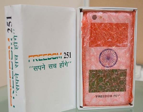 Buy Freedom 251 Mobile Phone Online at Just Rs. 251 Today