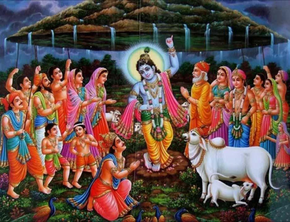 Govardhan Puja Vidhi