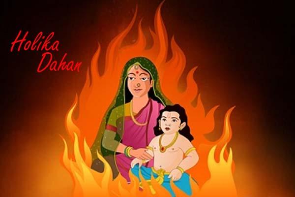 Holika Dahan Story & Shubh Muhurat
