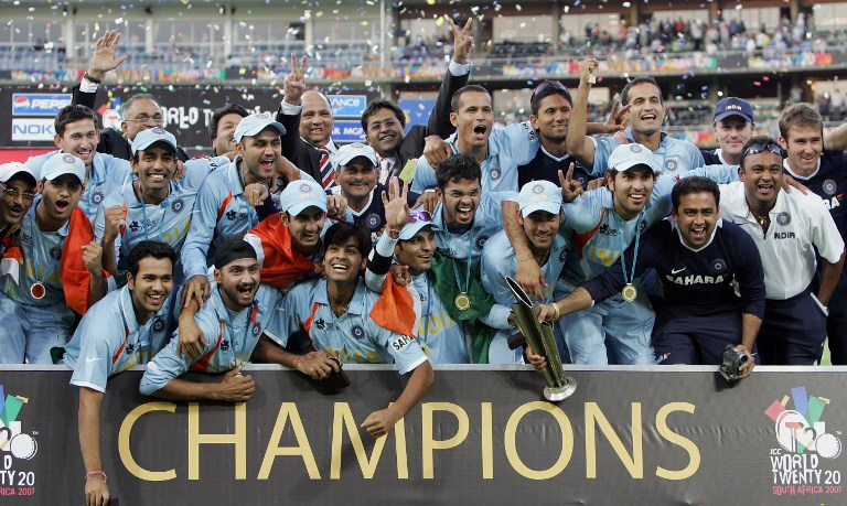 ICC World T20 Cricket World Cup Winners List of All Seasons With Image Year Wise
