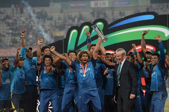 ICC T20 World Cup 2014 Winner Sri LankaTeam Image