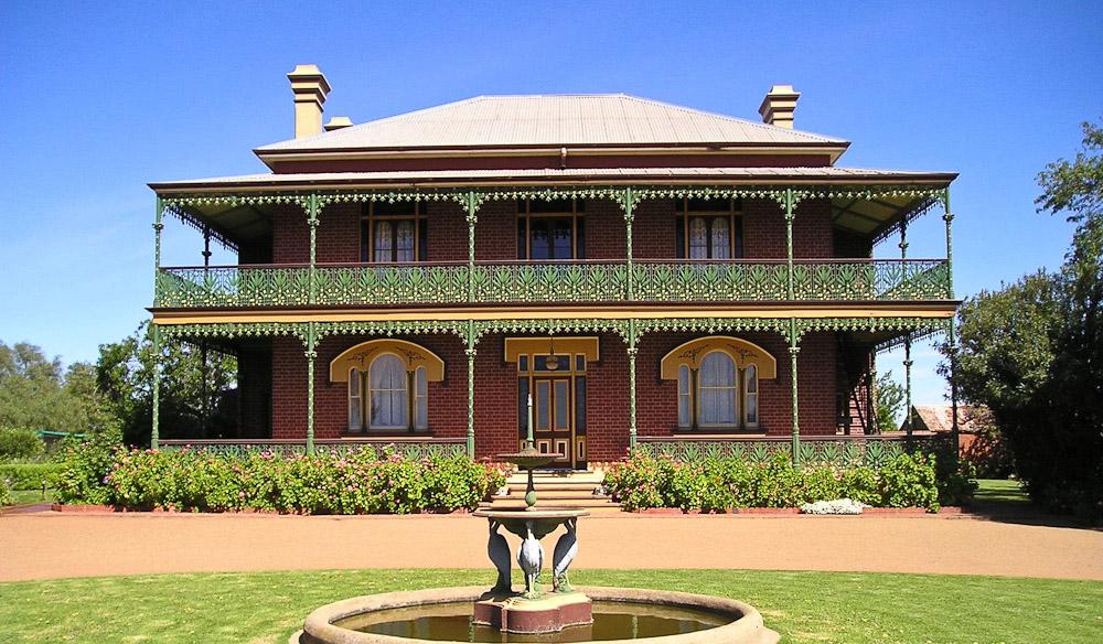 Monte Cristo- New South Wales, Australia