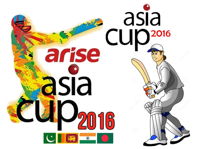 Asia Cup T20 Matches (2016) Who Won Today's / Yesterday's & Final Match of Asia Cup 2016
