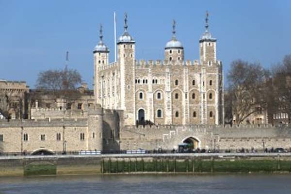 The Tower of London- London England