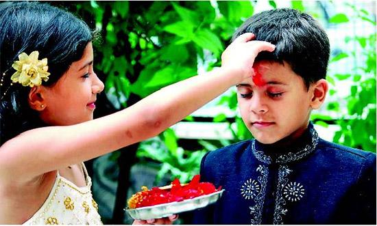 Bhaiya / Bhai Dooj Puja Vidhi & Best Shubh Muhurat 2016