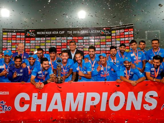 AsiaCup2016T20Indiawinningmoment picture