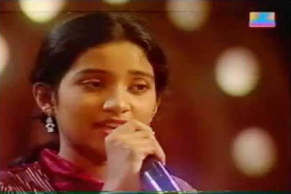 Sa Re Ga Ma Pa,Season 6 Winner - Shreya Ghosal