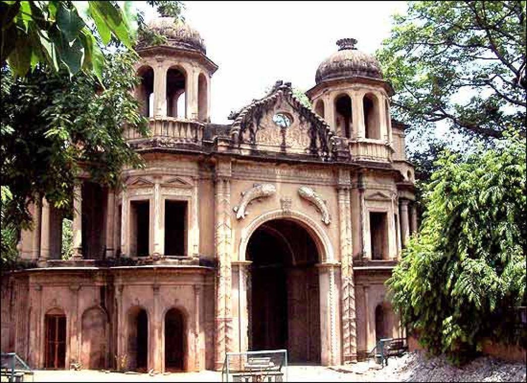 The Sikandra Bagh Haunted Place in Lucknow