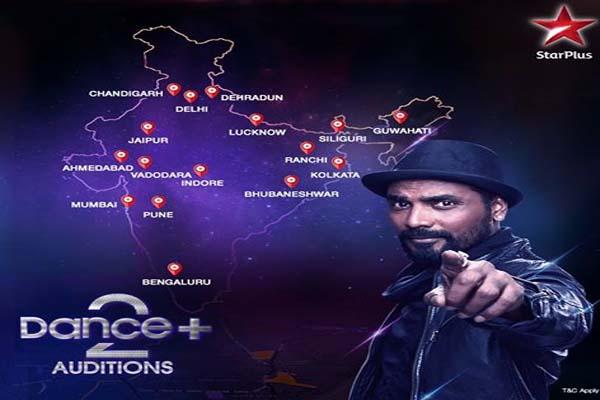 Dance Plus Season 2 2016 Audition Date, Venue Address, SMS, Host, Mentors & Judge Details