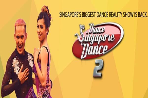 Dance Singapore Dance Season 2 (2016) Online Audition & Registration Details