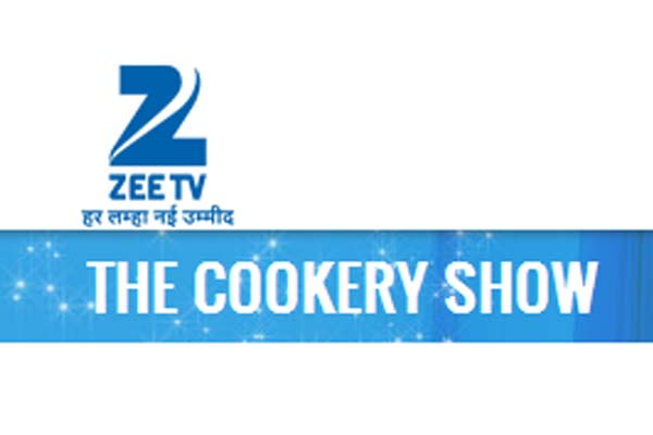 Zee TV – The Cookery Show Online Audition & Registration Form Details