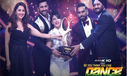 So You Think You Can Dance 2016 Winner with Image