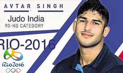 List of Indian Players (Athletes) Who Qualified for Judo in Rio Olympics 2016