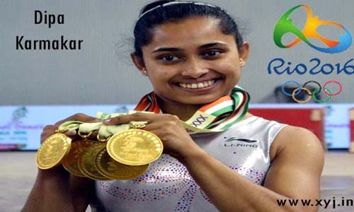 List of Indian Players (Athletes) Who Qualified for Gymnastics in Rio Olympics 2016