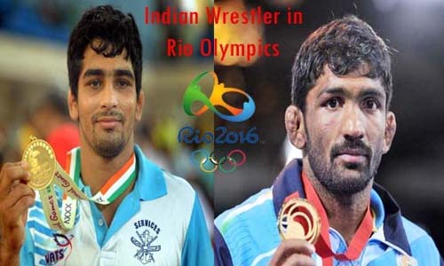 List of Indian Players (Athletes) Who Qualified for Wrestling in Rio Olympics 2016