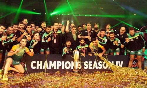 Pro Kabaddi season 4 PKL 2016 winner team patna pirates image