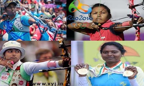 Rio Olympics Indian Players Name List in Archery