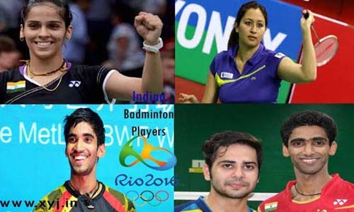 List of Indian Players (Athletes) Who Qualified for Badminton in Rio Olympics 2016