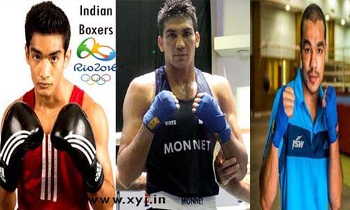 List of Indian Players (Athletes) Who Qualified for Boxing in Rio Olympics 2016