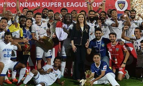 Indian Super League (ISL) 2015 Season 2 Winner Team – Chennaiyin