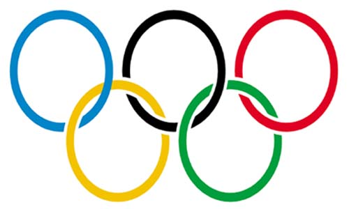 Olympic Ring Logo Image