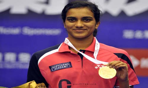 P V Sindhu Silver MEdal Winner for India at Rio Olympics 2016