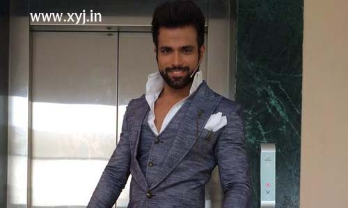 Rithvik Dhanjani Super Dancer Host