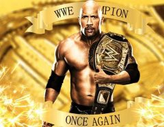 The Rock Dwayne Douglas Johnson Image