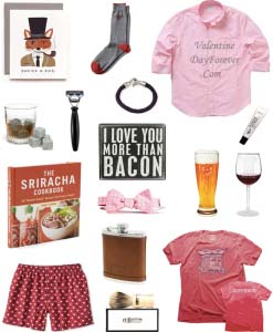 Best Personalized Valentine Day Gift Ideas for Him