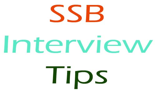 SSB Interview Preparation Tips