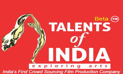 Talents of India Auditions, Online Entry Registration Form