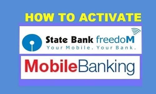 SBI Mobile Banking – How to Register, Add & Activate Mobile Number in SBI Account Online
