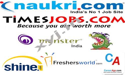 List of Top 10 Best Job Portals (Website) in India