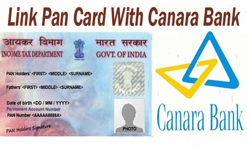 Link Pan Card With Canara Bank of India Account Online| Offline | SMS | IVRS