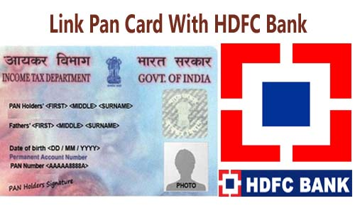 Link Pan Card with HDFC Bank Account Online| Offline | SMS | IVRS