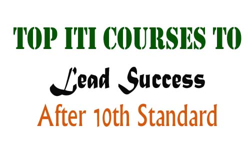 best iti courses after 10