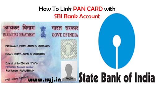 Link Pan Card with SBI Bank Account Online  Offline   SMS   IVRS