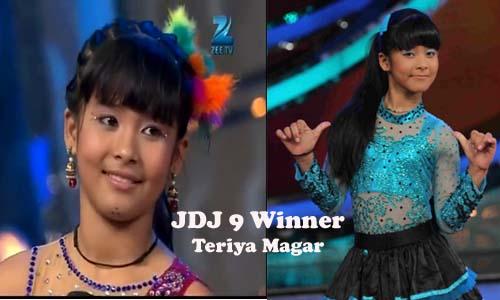 Jhalak Dikhhla Jaa (JDJ) Winner 2016-2017 Season 9