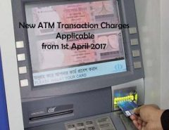 ATM Transaction Charges