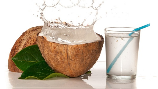 Six Health Benefits of Coconut Water