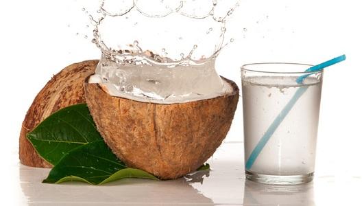 Six Health Benefits of Coconut Water