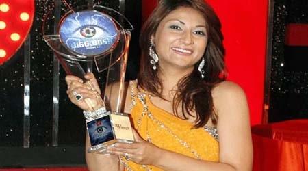 Bigg Boss Season 6 Winner - Urvashi Dholakia