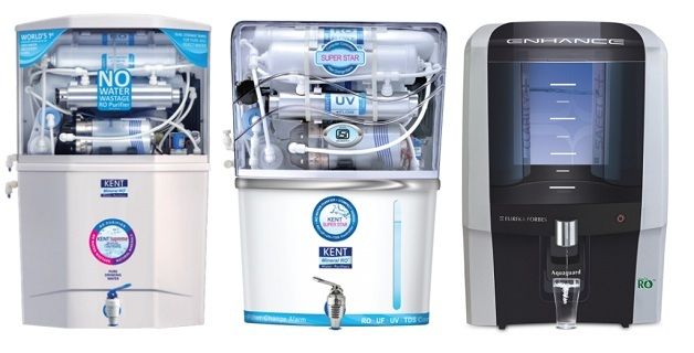 Top 5 Most Popular Water Purifier Brands In India