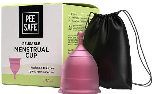 PEE SAFE Menstrual Cup Review: Features, Pros, and Cons