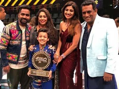 Super Dancer Season 2 Winner Name – Bishal Sharma