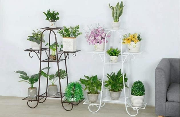 How to Choose Iron Plant Stand in India?